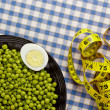 Green Peas — Stock Photo #13491529