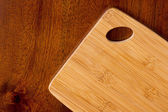 Kitchen board — Stock Photo