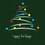 Happy holidays — Stock Vector #14826473
