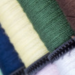 Macro of Thread — Stock Photo