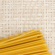Stock Photo: Golden Pasta