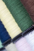Macro of Thread — Stockfoto