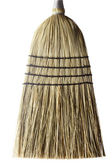 Household broom — Stock Photo