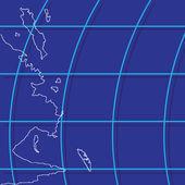 Cartography — Stock Vector