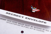 Secrecy envelope — Stock Photo