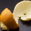 Foto de Stock  : Orange peel