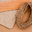 Royalty-Free Stock Photo: Rope Background