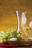 Wine jug — Stock Photo