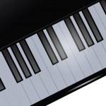 Piano keyboard — Stock Vector #28896745