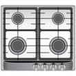 Stock Vector: Gas stove
