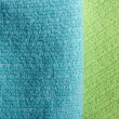 Stock Photo: Two color terry towels
