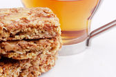 Dry breakfast - Crisp — Stock Photo