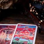 Cards tarot — Stock Photo #3391030