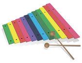 Xylophone classique — Vecteur