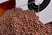 Copper bullet — Stock Photo