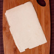 Wooden cutting board — Stock Photo #38615793