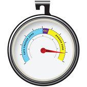 Termômetro frigorífico — Vetorial Stock