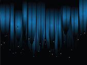 синем фоне — Cтоковый вектор