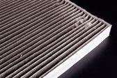 Air filter car — Stock Photo