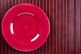 Piatto in ceramica — Foto Stock