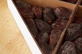 Smoked date palm fruits — Stock Photo