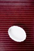 Plato de cerámica — Foto de Stock