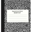 Постер, плакат: Appointment book dentist