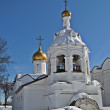 Church of St. Paraskevin Sergiev Posad — Stock Photo #23028784