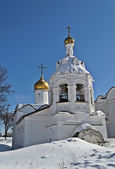 Church of St. Paraskeva in Sergiev Posad — Stock Photo