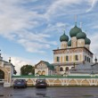 Stock Photo: Resurrection Cathedral in Tutaev, Russia