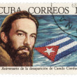 Cuban revolutionary Camilo Cienfuegos — Stock Photo
