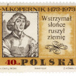Portrait of polish astronomer Nicolaus Copernicus — Stock Photo