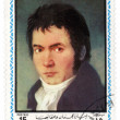 Portrait of Beethoven in 1804 — Stock Photo