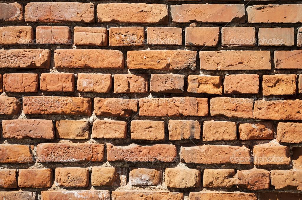 Texture de mur de brique rouge ancienne photographie viknik 29107103 - Brique rouge ancienne ...