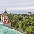Постер, плакат: Church of St Michael the Archangel in Yaroslavl