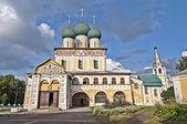 воскресенский собор в тутаев, россия — Стоковое фото