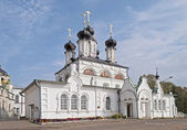 Procopius the Righteous Cathedral in Veliky Ustiug — Stock Photo
