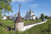 Monastery of Archangel Michael in Yuriev-Polsky — Stockfoto