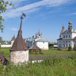 Постер, плакат: Orthodox Monastery of Archangel Michael in Yuriev Polsky