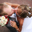 Just married — Stock Photo #1131612