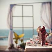 Wedding attributes — Stock Photo