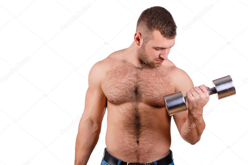 Muscular Gay Guy 26