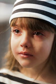 Children's tears — Stock Photo