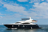 Yacht for charter — Stock Photo