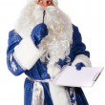 Santa claus — Stock Photo #13861946