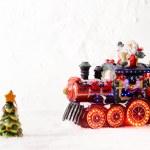 Christmas toys — Stock Photo #15727301