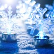 Snowflakes - Stock Photo