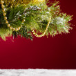 Christmas tree — Stock Photo #15727621