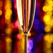 Champagne at christmas party — Stock Photo #16332807