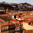 Stock Photo: Oporto roofs